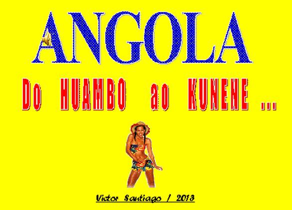 Présentation PPS sur l'Angola